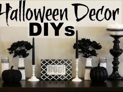 Glam Halloween Decor DIYs