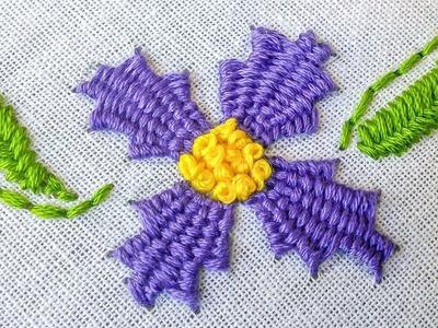 Hand Embroidery |  Stitching Tutorials |  HandiWorks #29