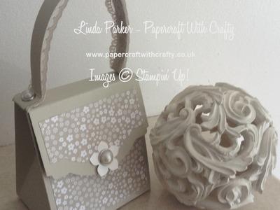 Handbag Gift Box Tutorial