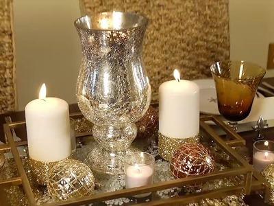 How to Creat a Nochebuena Tablescape: Easy Holiday Entertaining Ideas [Video]