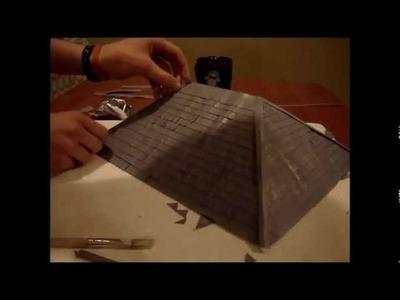 How to make a miniature house