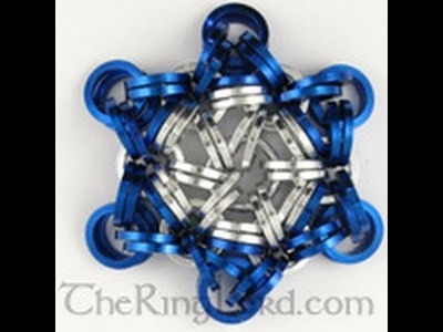 How to make Star Ornaments (including Star of David)