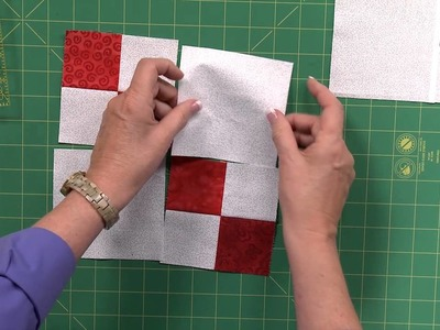 How to Make the Red River Quilt