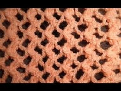 Knit Pattern * EASY LACE PATTERN FOR BEGINNERS *