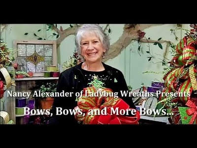 Learn to Make Bows- Nancy Alexander (edition 2016)