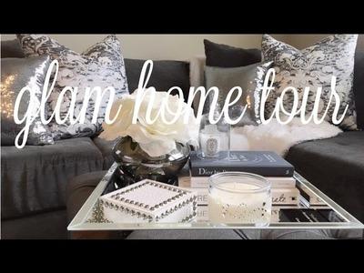 Living & Dining Room Tour - Pre Fall 2016