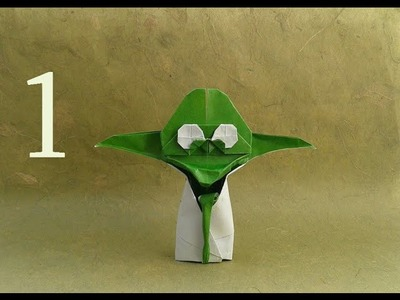 Origami Yoda (Alexander Kurth) Tutorial Part 1.2