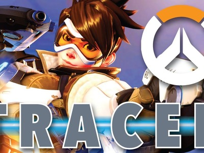 OVERWATCH: Making Tracer's Gun, pt. 1   Cosplay Budget Builds