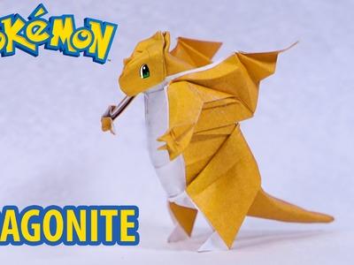 POKEMON GO - Origami Dragonite Demo (Henry Phạm)