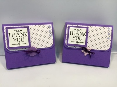 Post It Note Holder Gift