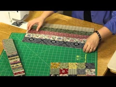 Quilting Quickly: Bandana Chain - Irish Quilt
