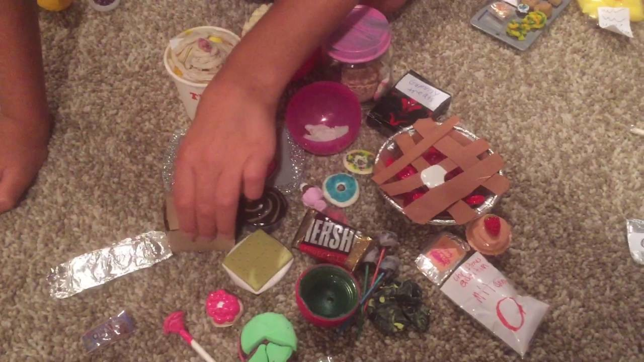 American Girl Doll Food Collection Update b