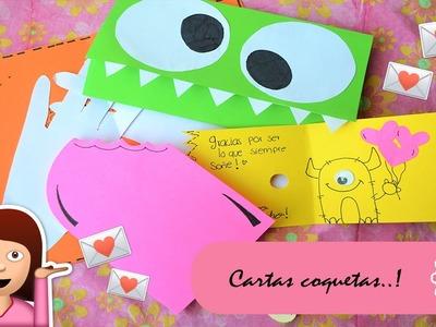 CARTAS ORIGINALES - EXPRESS Y LINDAS :::. ♡ ♡ ♡