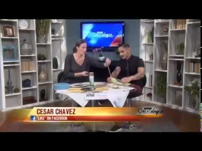 Creating Highend Decor on a small budget with Great Day San Antonio