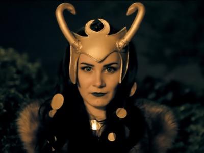 DIY: Lady Loki Costume & Makeup I Marvel Comic Cosplay