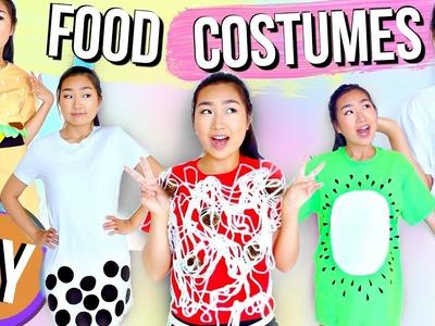DIY Unique Last Minute Food Halloween Costumes | JENerationDIY