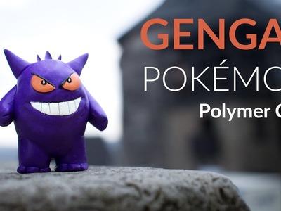 Gengar Pokemon HALLOWEEN SPECIAL – Polymer Clay Tutorial