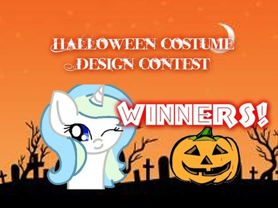 Halloween Costume Design Contest Winners!