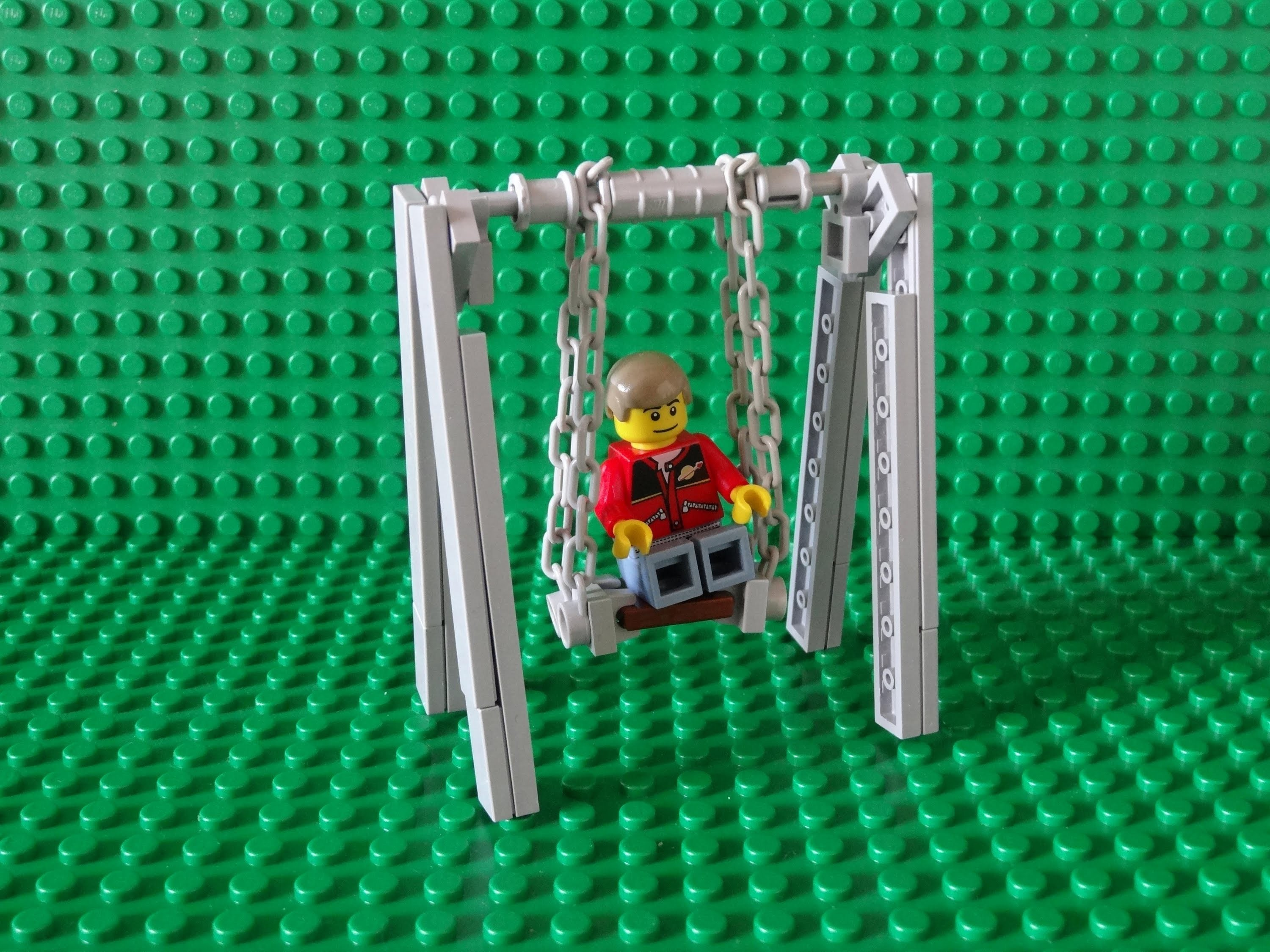 How To Build A Lego Swing