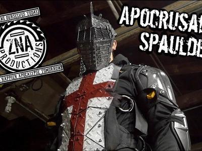 "How to Make: ""ApoCrusader"" Riot Spaulders (Easy Build)"