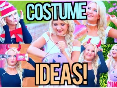 Last-Minute Halloween Costume Ideas!