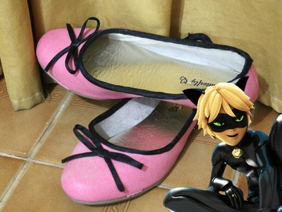 •Marinette Shoes | Cosplay tutorial Miraculous•