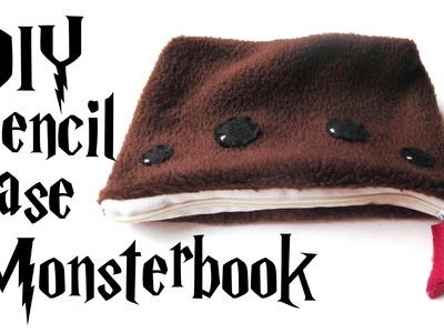 Monsterbook pencil case - Harry Potter