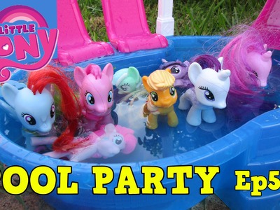 My Little Pony POOL PARTY Ep5