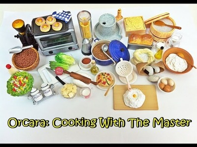 Orcara Miniature #1 : Cooking With The Master