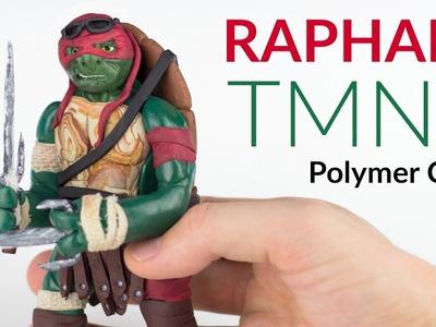 Raphael TMNT – Polymer Clay Tutorial
