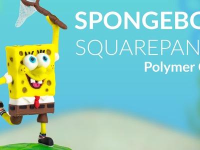 SPONGEBOB (SquarePants) – Polymer Clay Tutorial