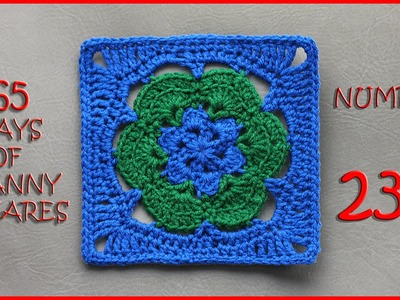 365 Days of Granny Squares Number 237