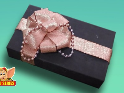 Arts & Crafts - Make a Pretty Gift Box Decor