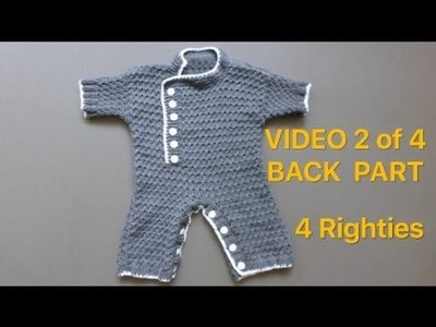 Baby Jumper  Video 2.4  - BACK Part  (4 RIGHTIES)