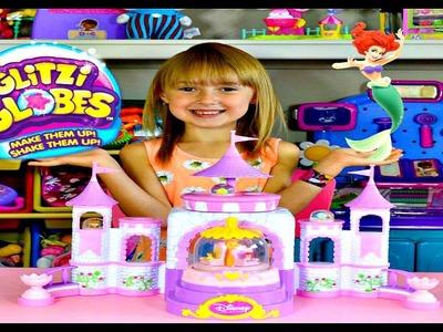 Disney Princess Glitzi Globes and Disney FROZEN Fashem