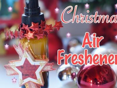 DIY EASY Air Fresheners & Giveaway Winners