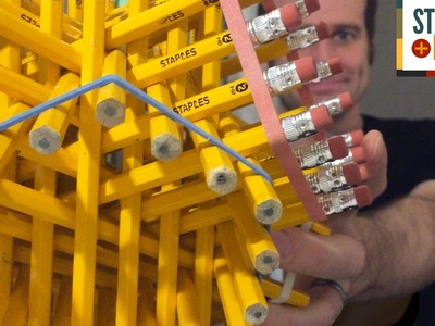 How to build a Hexastix in 72 easy steps