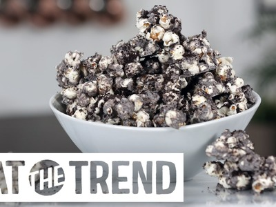 How to Make Oreo Popcorn | Get the Dish