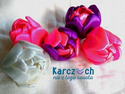Kanzashi #19 - Tulip