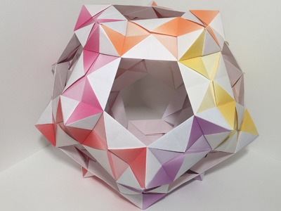 【Kusudama】Peyokara 2A 30 pieces【Modular Origami】41