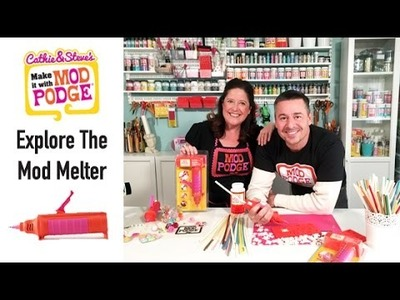 Mod Melter by Mod Podge: The Ultimate Crafter's Tool