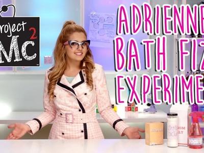 Project Mc²   Adrienne Attoms Bath Fizz Experiment + Doll   Cast Unboxing: Victoria Vida