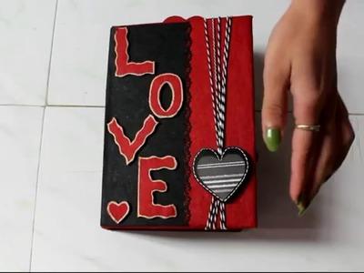 Scrapbook LOVE Album by Neet's Creations