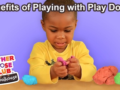 The Power of Play Dough | WITH BLOOPERS! | Show Me How Parent Video