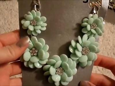 $1-$5 WALMART Jewelry Clearance Huge Haul
