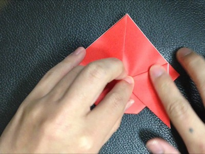 How To Fold Origami Ladybugs Of The Insect