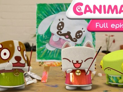 Canimals - 06 - Paint Cans
