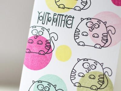 Cat-Lover Card   Kalyn Kepner   Paper Smooches
