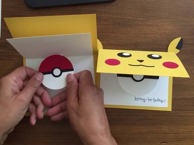 Easy to Make Pokemon Cards & Crafts! #2