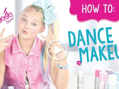How To Create The Perfect JoJo Siwa Dance Make-Up | Make-Up Tutorial | Claire's Accessories